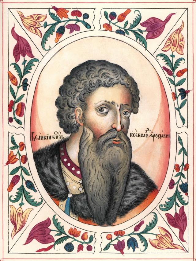 Всеволод, князь переяславский.