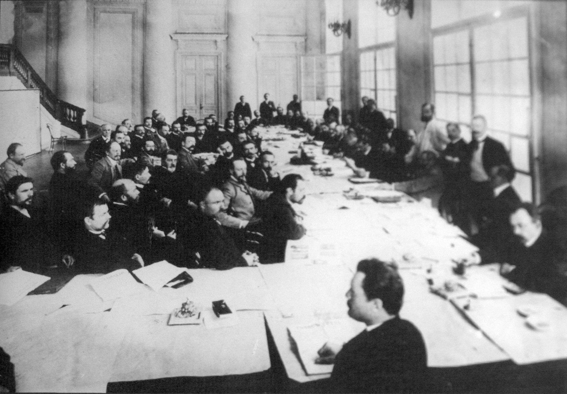 Заседание аграрной комиссии.