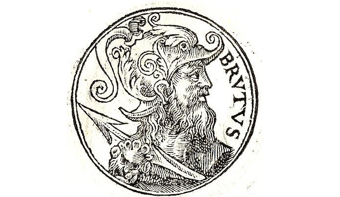 Брут Троянский.