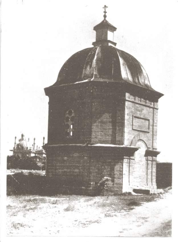 фото 5 Мавзолей-часовня Котляревского_ строившаяся по проекту Айвазовского .JPG