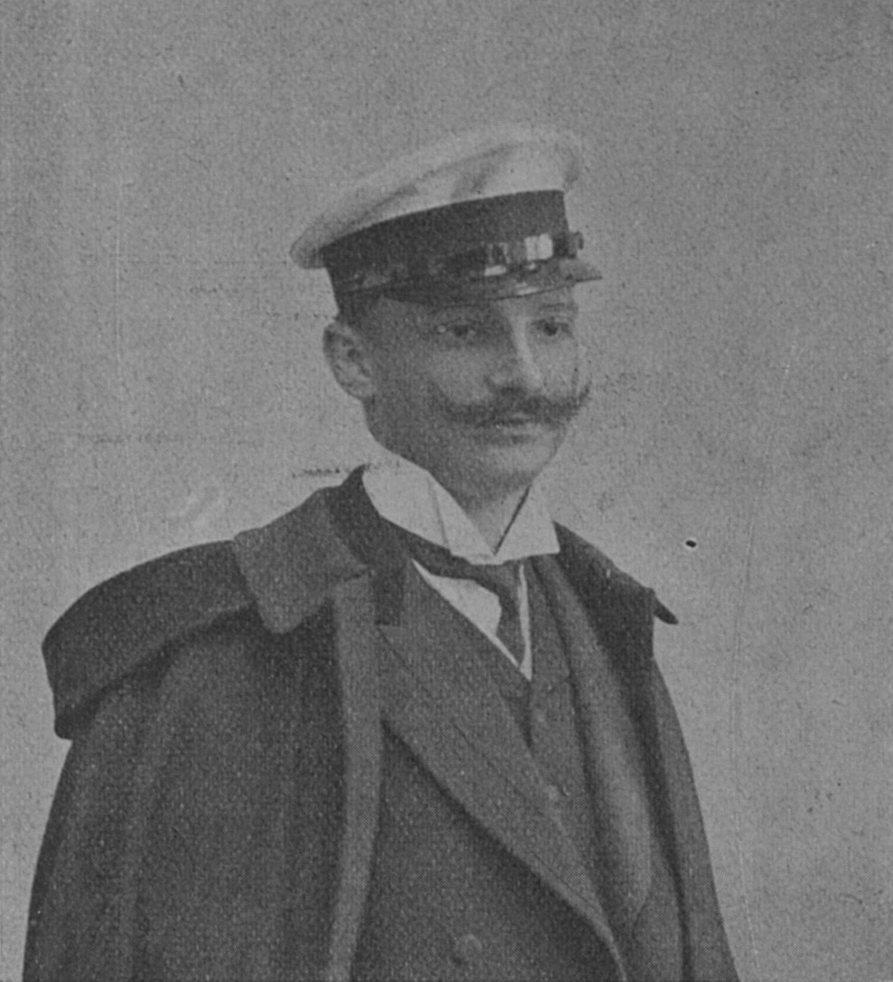 В. В. Шульгин, дореволюционное фото.