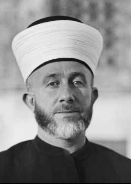 Амин аль-Хусейни.
