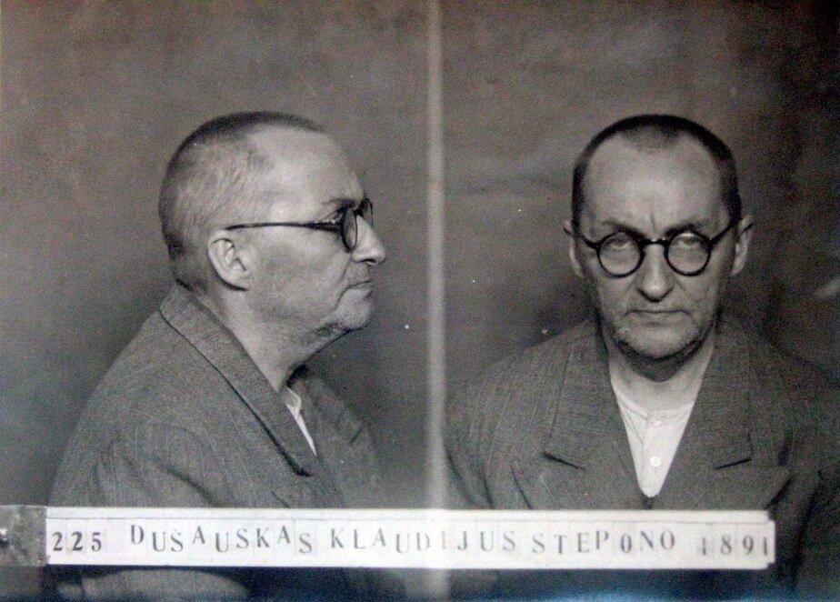 Клавдий Дуж-Душевский, 1941.