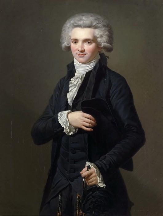 Максимилиан Робеспьер. Пьер Рош Виньерон, около 1830 года.