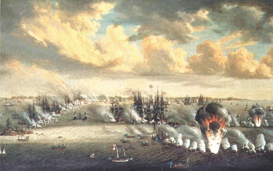 Битва при Роченсальме. <br>