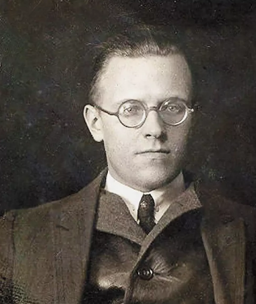 Теодор Нетте. <br>