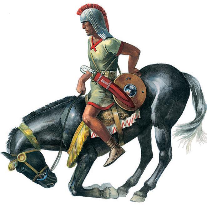 Иберийский всадник