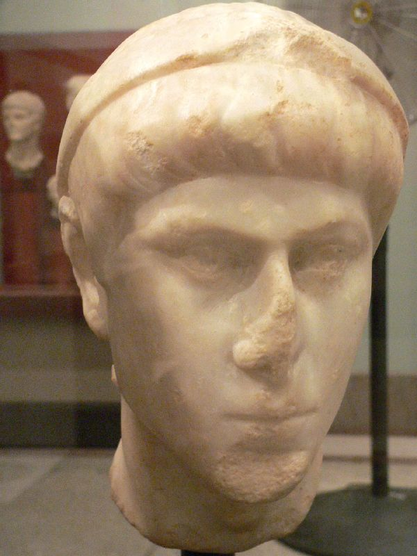 Император Констанций II. <br>