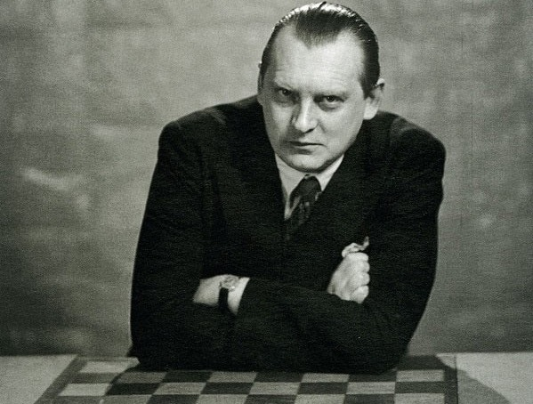 Александр Алехин.  Источник: chesswood.ru