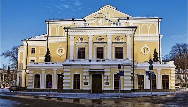 Театр имени Я. Купалы.