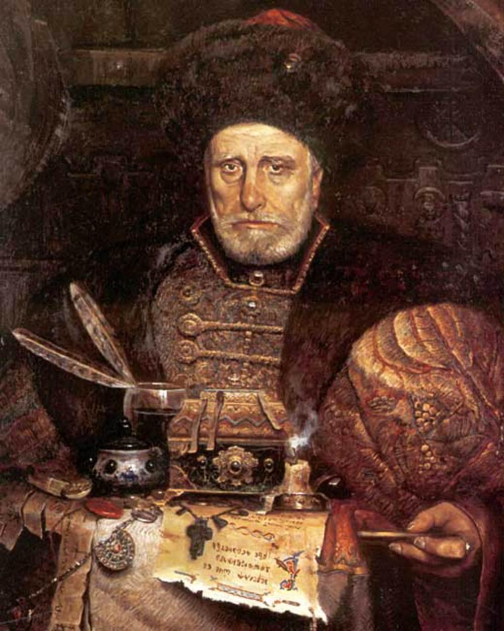Андрей Курбский.