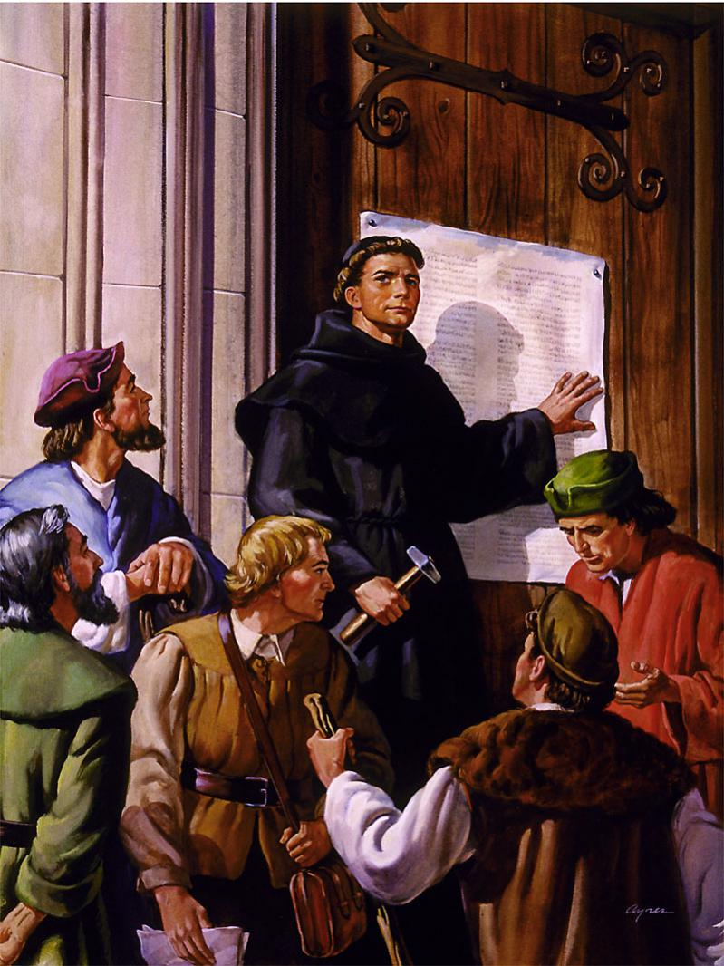 luther+95 thesis Martin luthers 95 theses (9780875525570) by martin luther hear about sales, receive special offers & more you can unsubscribe at any time enter email address my.