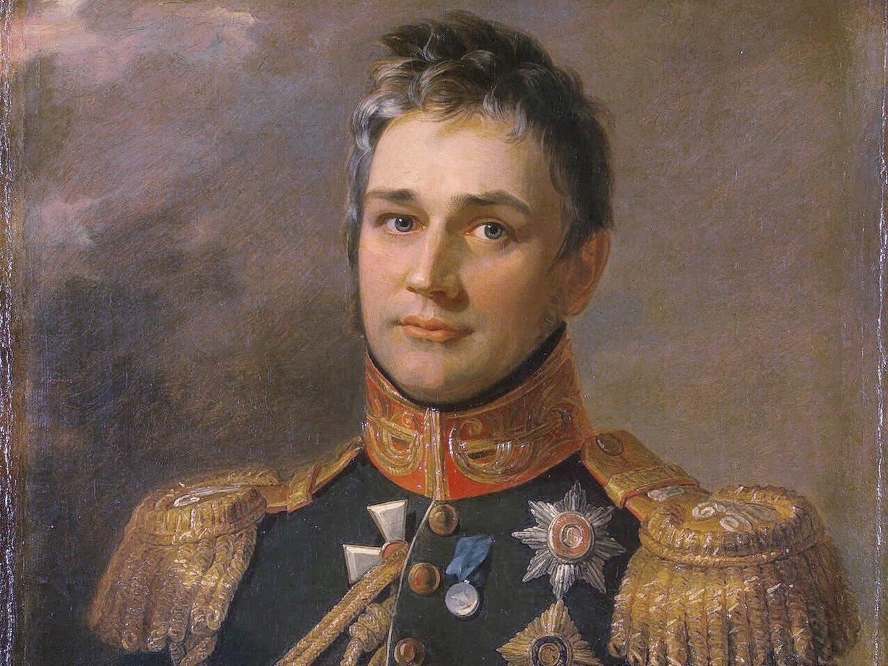 Михаил Семенович Воронцов.