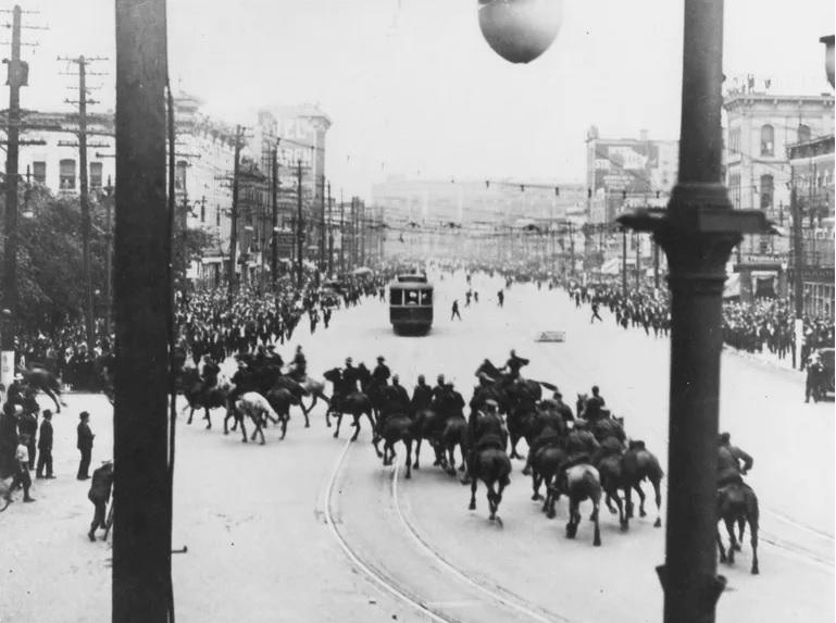 Виннипег, 21 июня 1919г.