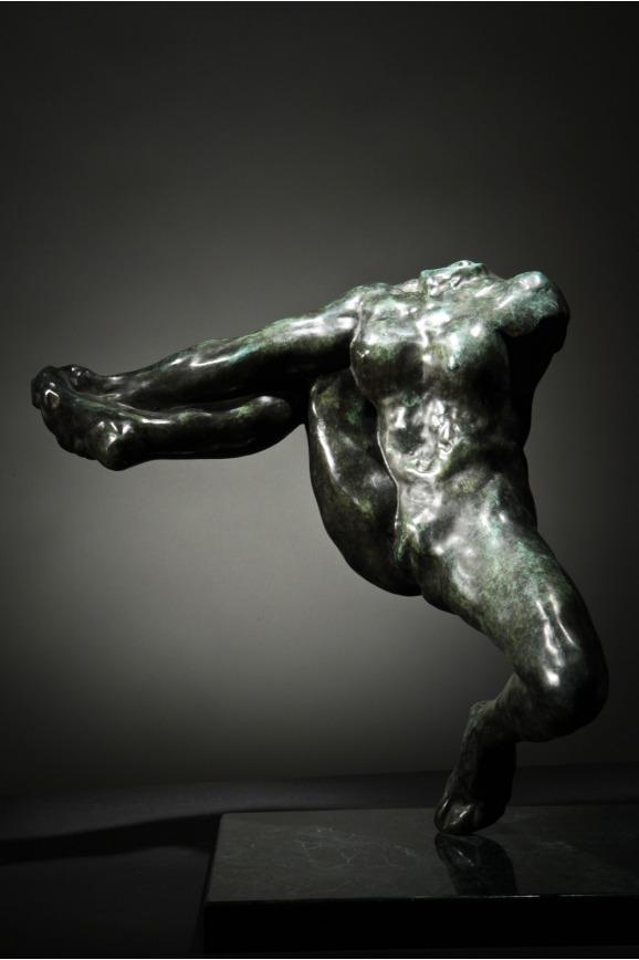 Скульптура Родена «Ирис — посланница богов» установила рекорд на аукционе Sotheby's