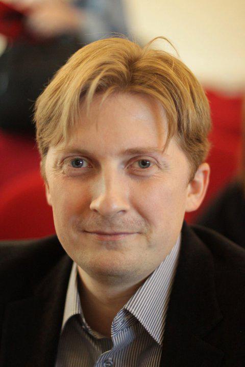 Станислав Козловский, исполнительный директор Викимедиа Ру.