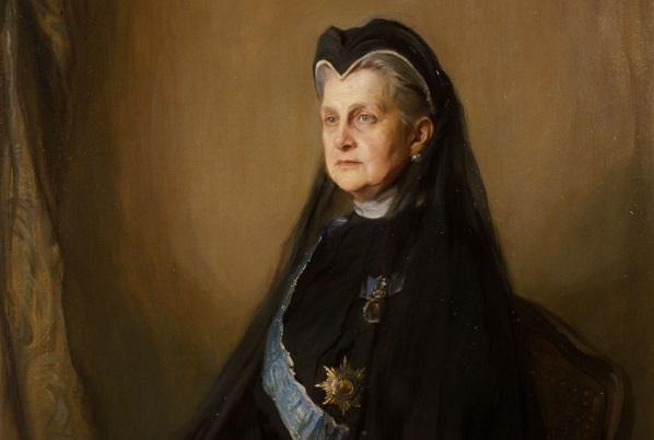 Ольга Константиновна, 1914 год.