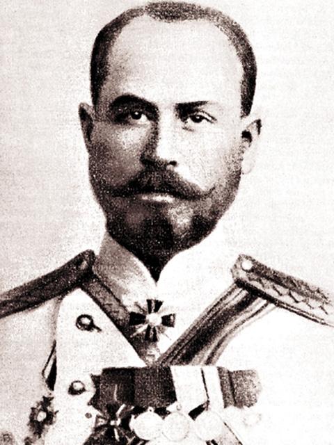 Александр Булатович.