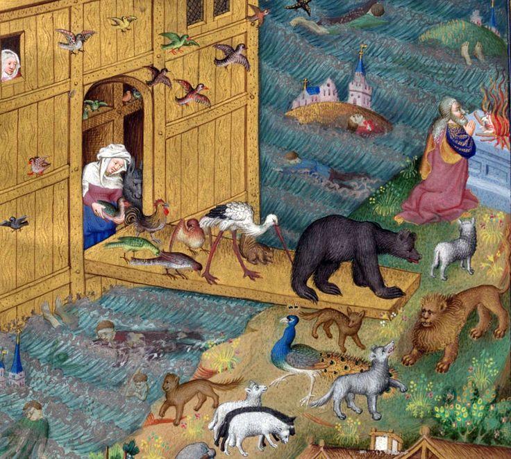 Ноев ковчег.