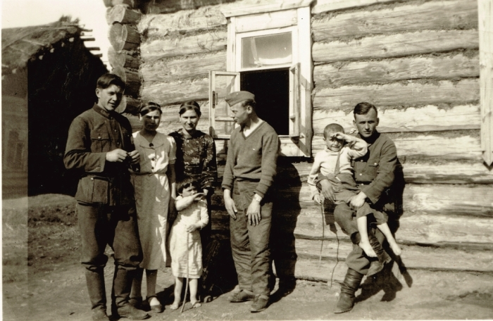 Украина, 1942.