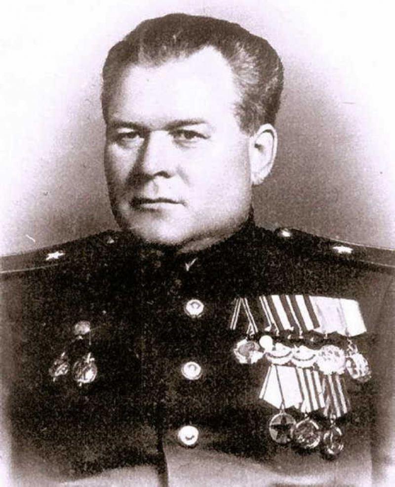 Василий Блохин.
