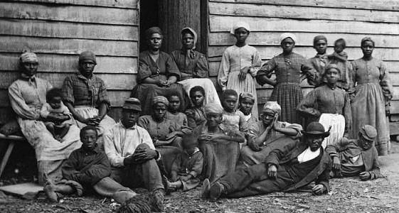 Как издевались американцы над рабами фото 548-458