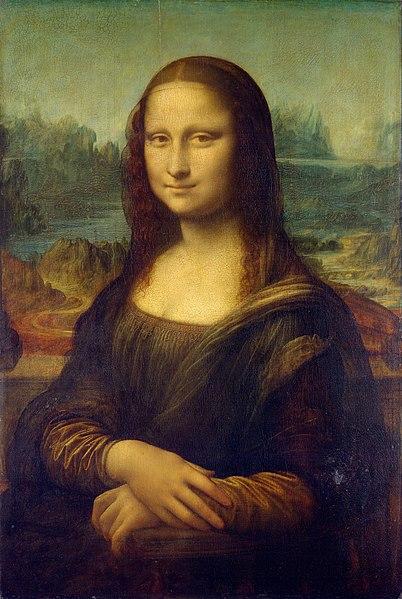 «Мона Лиза».