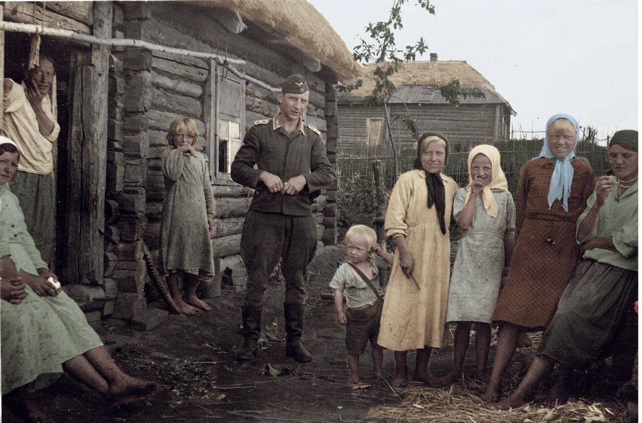 Украина, 1941.
