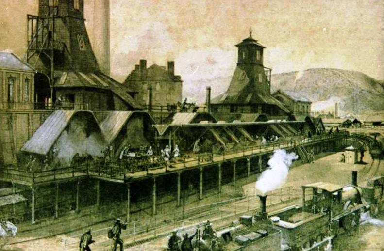 Картинка промышленная революция