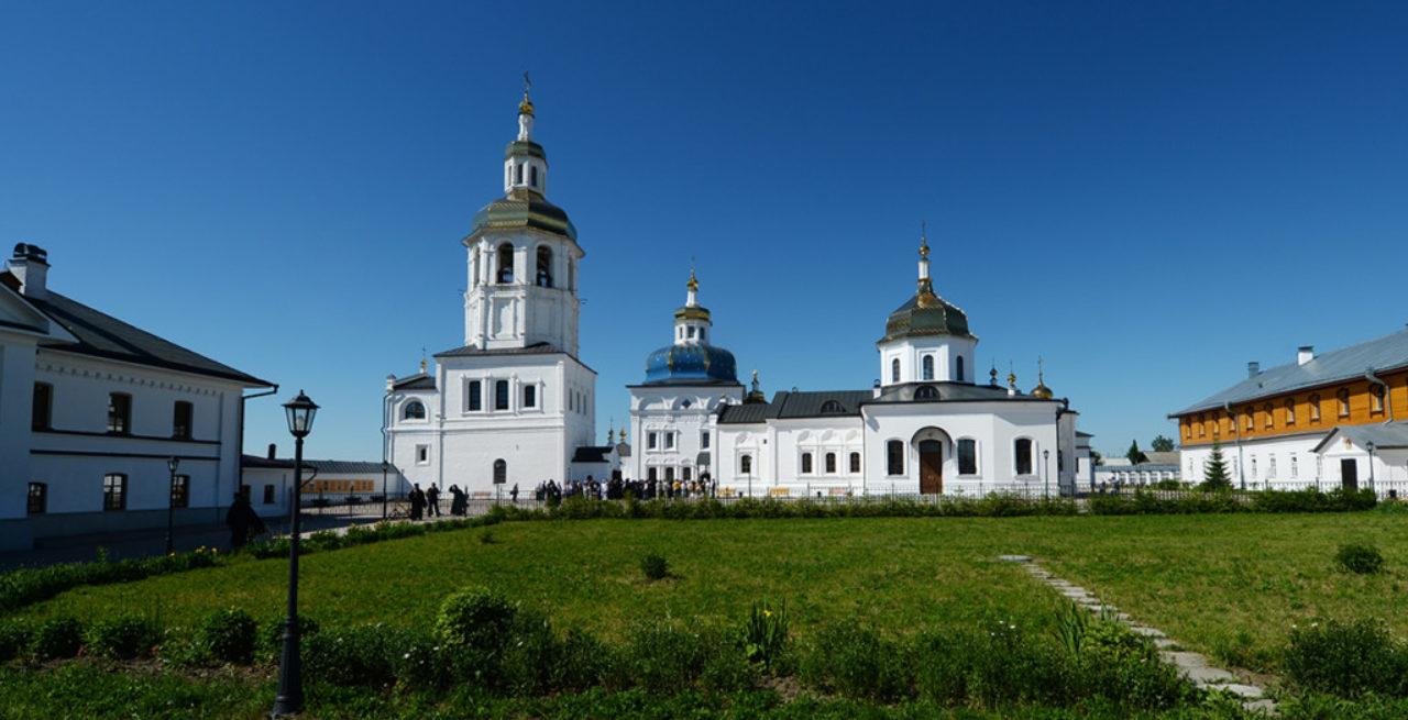 Абалакский монастырь.