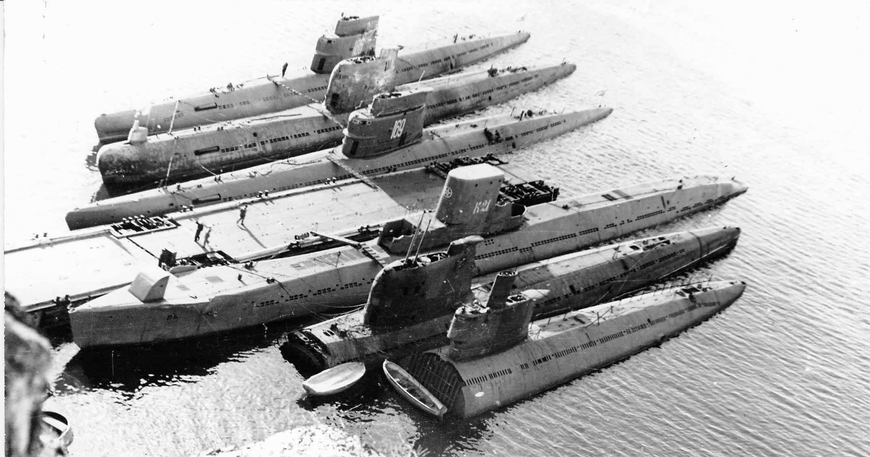 группа курск подводная лодка