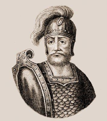 Изяслав, князь киевский.