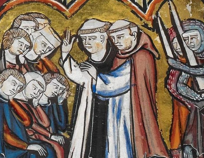 Монахи.