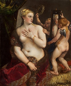 «Венера перед зеркалом» Тициана