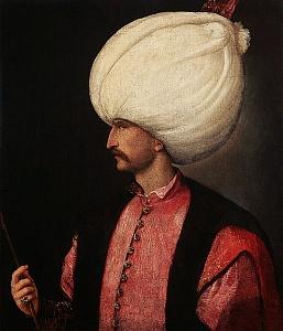 Сулейман Великолепный (1494 — 1566)