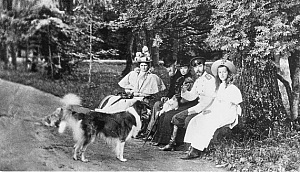 Собаки Николая II