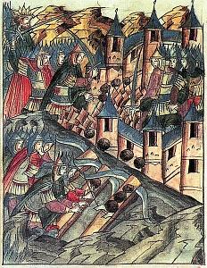 Василий Козельский, 1225−1238
