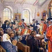 «Великая депортация» акадийцев