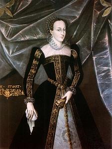 Мария Стюарт. 1542−1587. Королева Шотландии и Франции.