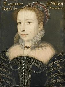 Маргарита Наваррская. 1553−1615. Королева Наварры.