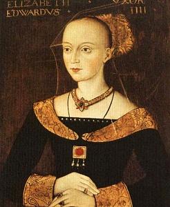 Елизавета Вудвиль. 1437−1492. Королева Англии.