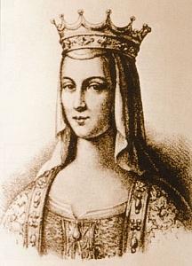 Анна Ярославна. 1032 — 1089. Королева Франции.