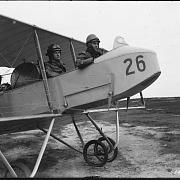 Заря фламандской авиации