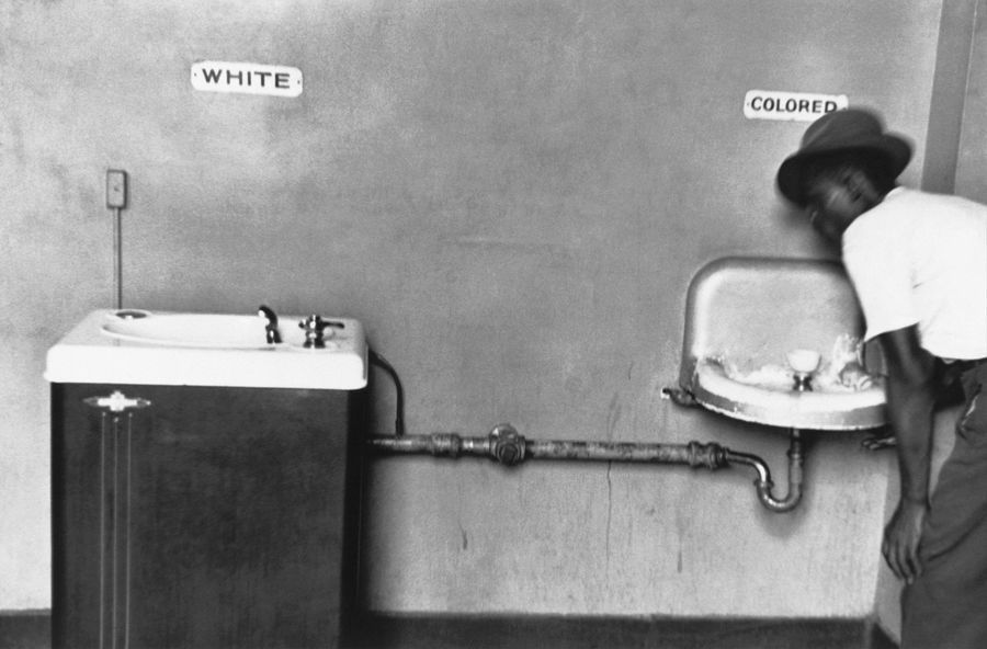 the issues of discrimination and segregation in the united states